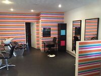 Attractive hairdresser & beauty salon available for rent