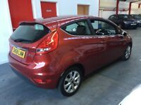 Beautiful Ford Fiesta 1.2 zetec petrol only 70000 only £115 yearly tax !! cheap running costs