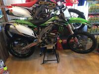 Kawasaki KX F efi 2012 450 absolute stunning condition throughout for year