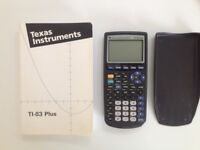 Texas Instruments TI-83 Plus Scientific Graphing Calculator