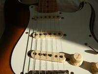 Fender Japan Vintage JV Squier '57 Stratocaster electric guitar - Japan - '80s.