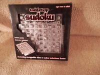Suduko table top board game