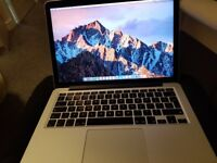 MacBook Pro early 2015 Retina 13 Inch 256GB