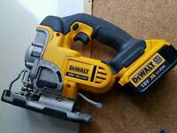 Dewalt jigsaw brand new