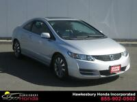 Honda Civic Cpe EX-L 2010 ONE OWNER MINT CONDITION