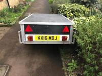 6x4 trailer wooden