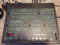 ELKA omb3 one man band vintage synthesiser drum machine accordion