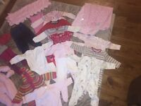 Baby's clothes & shoes - very good condition