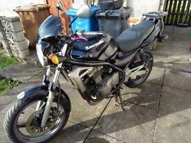 Kawasaki ER5