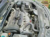 Volvo s80 2,4 petrol 2001 car parts