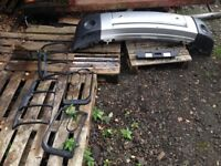 Land Rover discovery tdv6 Front bumper with fog lamps no damage