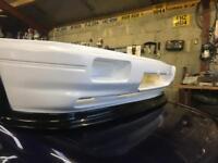 Ford Sierra cosworth bumper/rouse splitters (fibreglass)