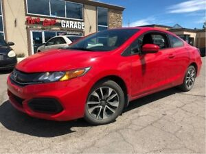 2014 Honda Civic EX SUNROOF PARKING ASSIST REAR