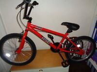 Trax full size bmx in great condition