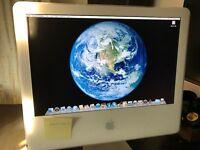 """Apple 20"""" iMac G5 1.8GHz / 1.5Gb / 160Gb"""