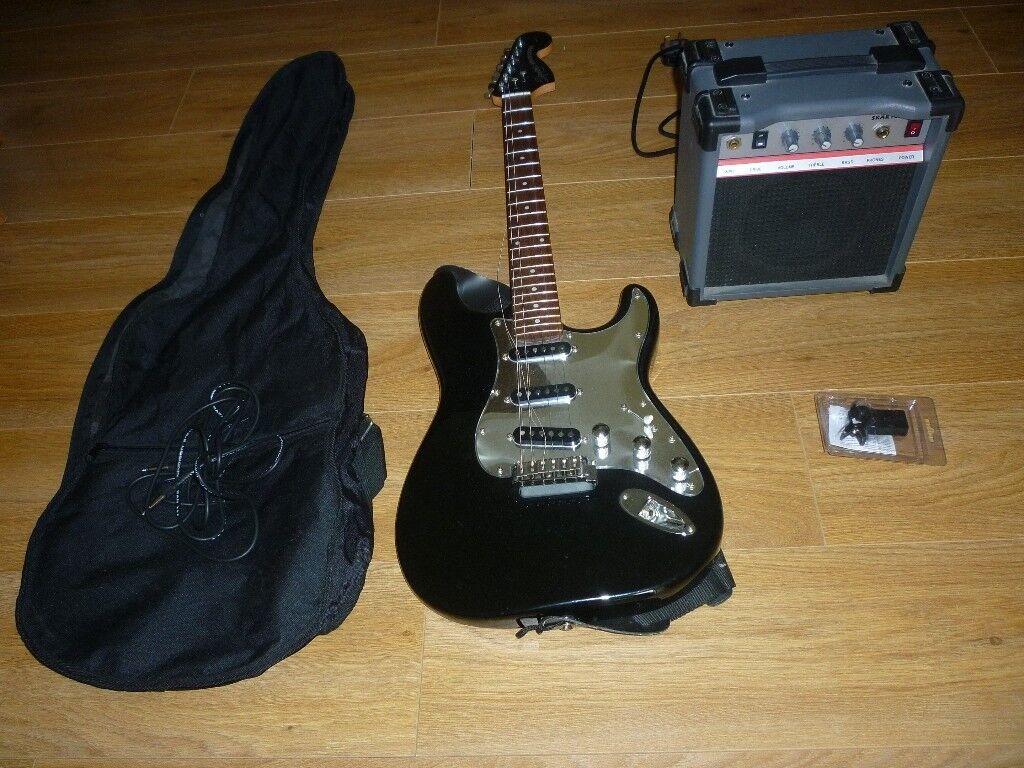 Fender Squier Stratocaster (Standard Series)