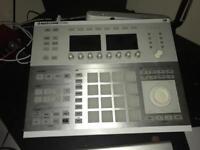 Maschine studio white native instruments with box