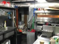 Fish and chips fur rent In G51 1LG