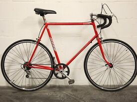 "Vintage Men's BRITISH EAGLE Racing Road Bike - 80s Classic - XL 25"" Frame - Restored - *WARRANTY*"