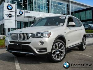 2017 BMW X3 xDrive28i - PREMIUM PACKAGE ENHANCED
