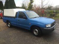 Mazda/ford ranger pickup truck