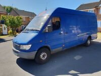 98 plate blue transit great condition
