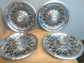 american wire basket wheel trims