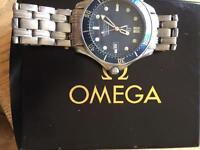 Omega seamaster full size