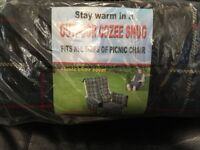 Outdoor Cozee Snug Picnic Chair Cover (New)