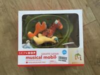 Skip hop Giraffe safari musical mobile