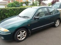 ROVER 200 1796 VVC ENGINE GREEN GOOD CONDITION FOR AGE