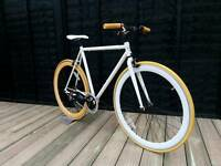 Fixie Fixed Gear Road Bike