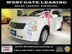 2004 Cadillac SRX V6 | PANORAMA | LEATHER |
