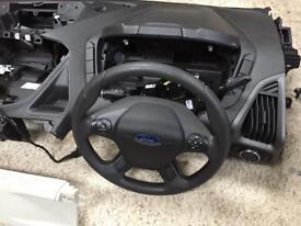 2014 ford transit custom steering wheel with airbag