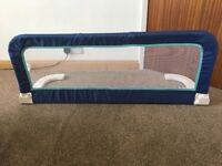 Safety first bed rail