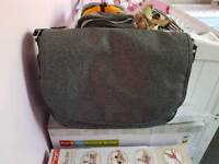 Grey Changing bag