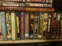 VHS VIDEO TAPES RETRO WANTED