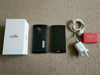LG G4 + Spigen Case