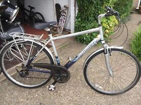 "Claude butler 21"" men's touring bike"