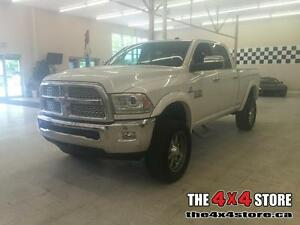 2013 Ram 2500 LARAMIE CREW LEATHER LOADED 4X4 CUMMINS DIESEL ROO