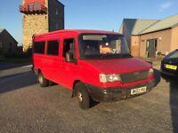 Great LDV camper van (needs work, hence bargin)
