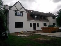 E.W.I. External wall insulation installers