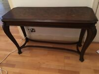 *Quick Sale* Beautiful Console Table (Good as New)