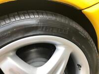 2 x Pirelli p zero 265 40 18 good condition