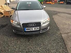 Audi A4 avant 2.5tdi