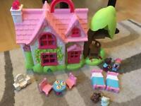 Happy land doll house