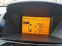 Vauxhall ZAFIRA 7 SEATER DIESEL