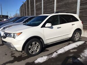 2007 Acura MDX ** Technology Package ** Clean car proof **