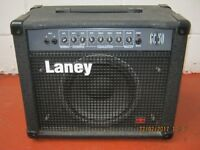 Laney GC30 Guitar Amp (for sale due to studio clearout)