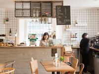 Part Time restaurant supervisor for THE PANTRY COLINTON